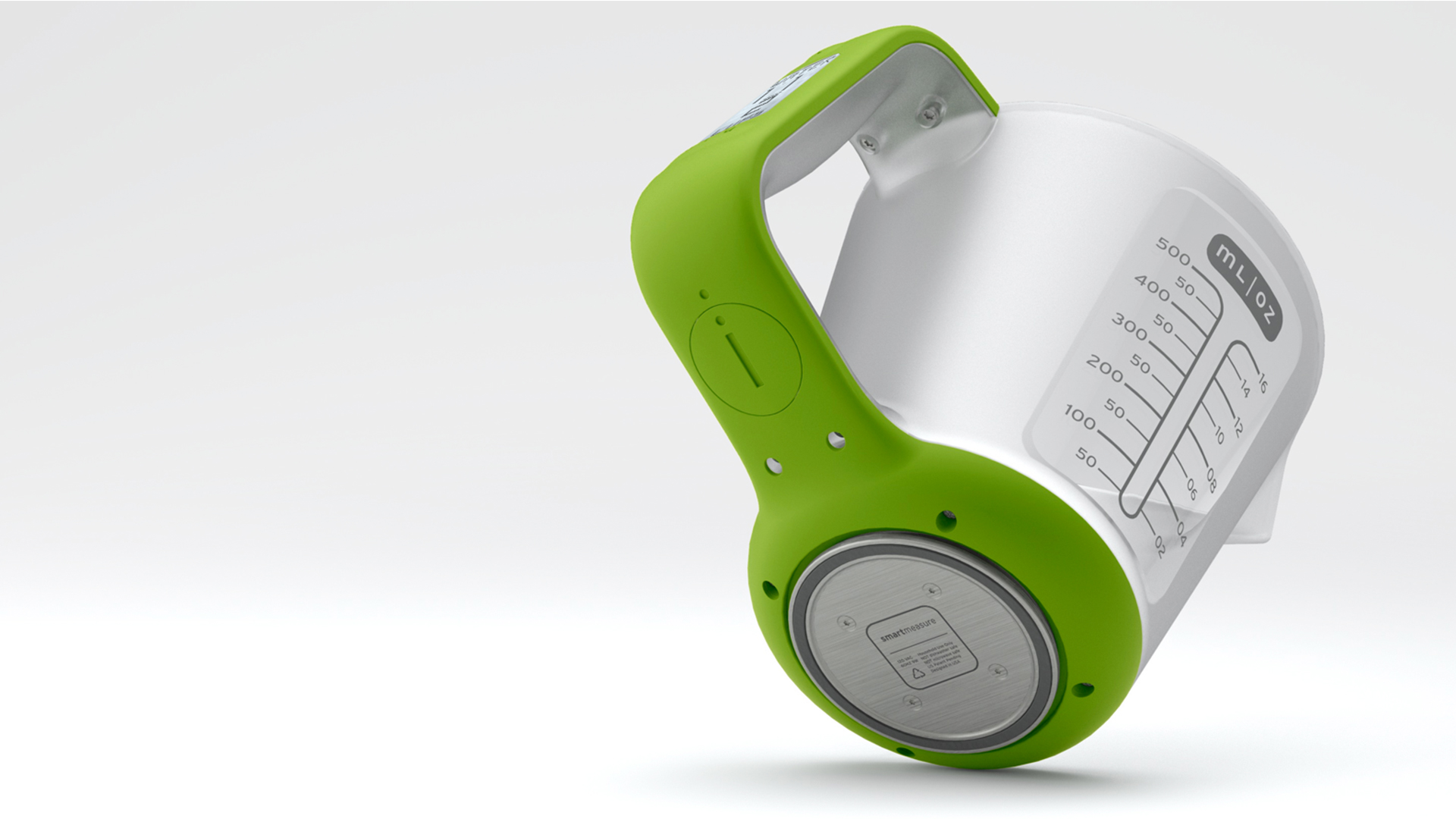 SmartMeasure Digital Measuring Cup   Priority Designs