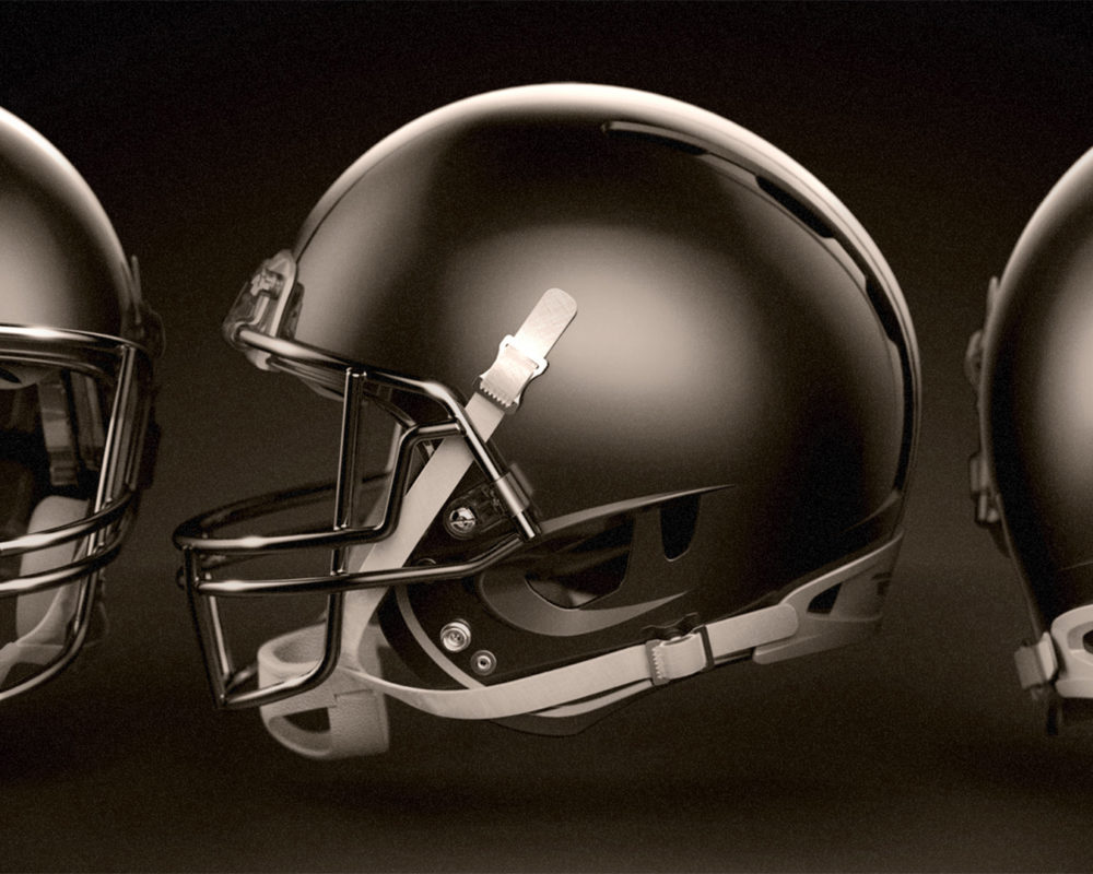 Rawlings NRG Football Helmet
