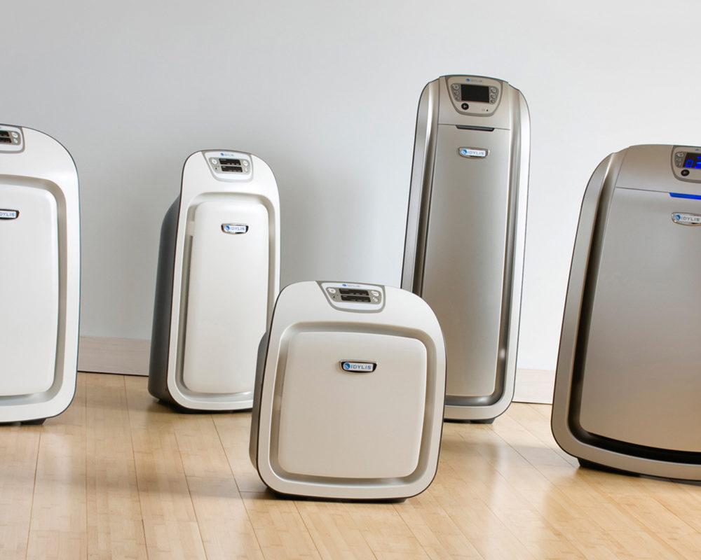 Lowe's Idylis Air Purifiers