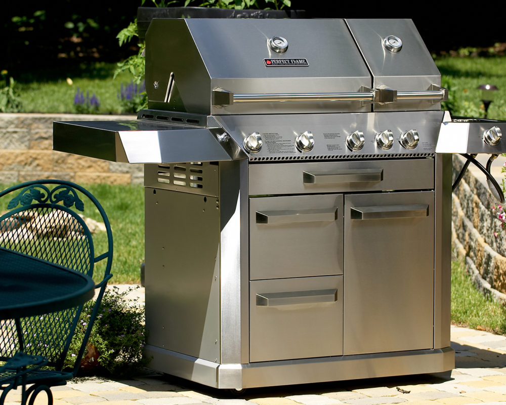 Lowe's Perfect Flame Grills