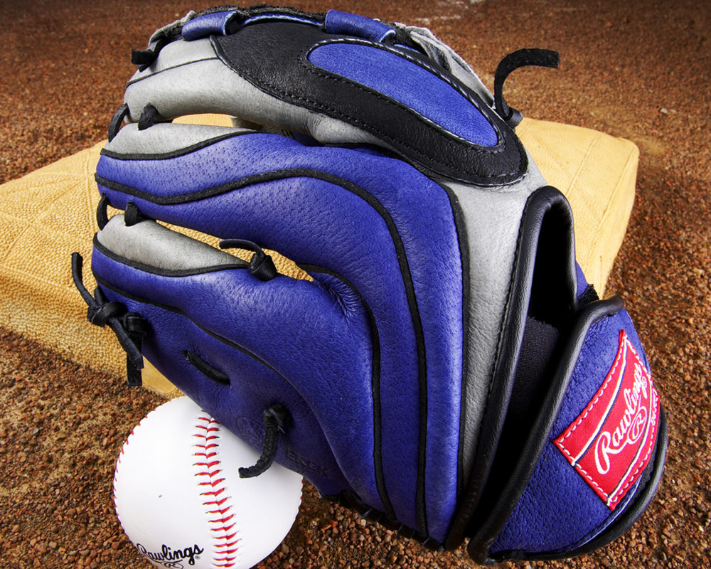 Rawlings Kids Baseball Glove
