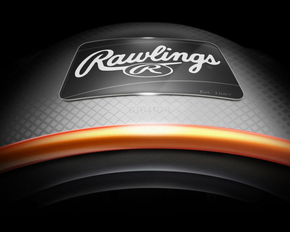 Rawlings S100 Baseball Helmet