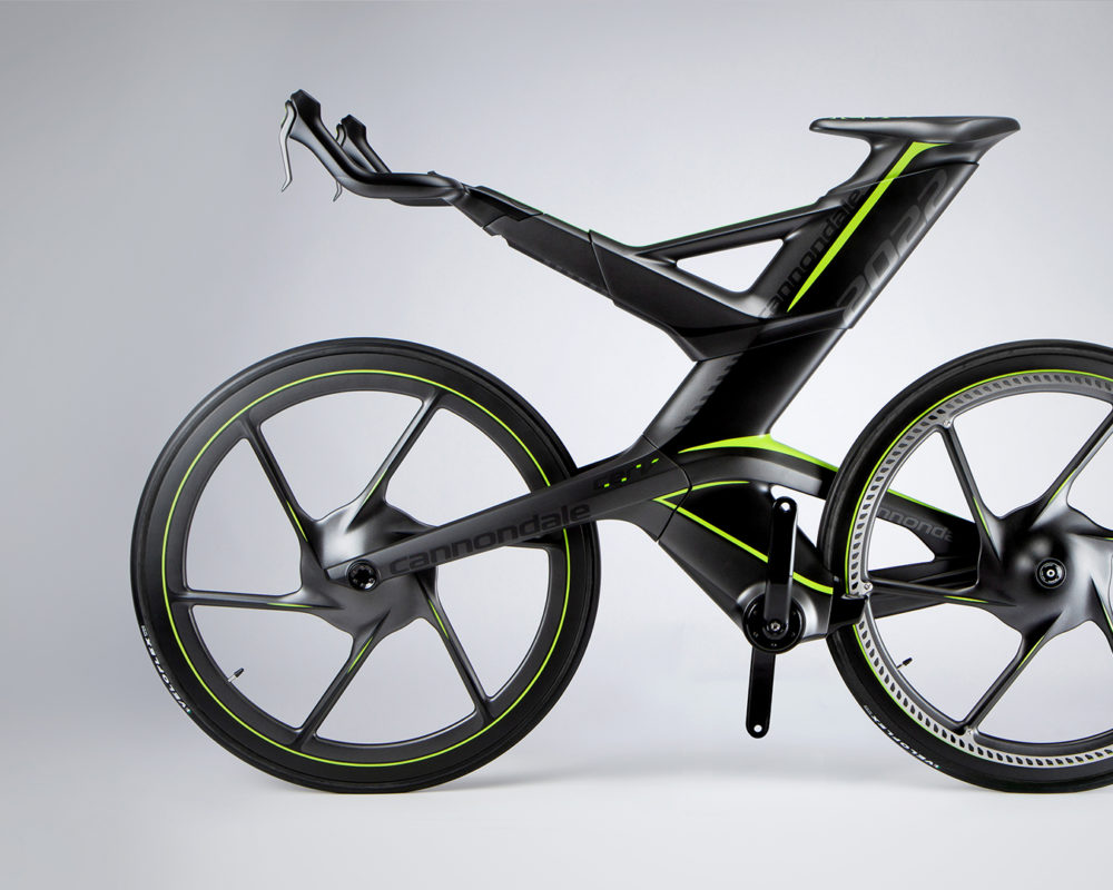 Cannondale CERV Bike