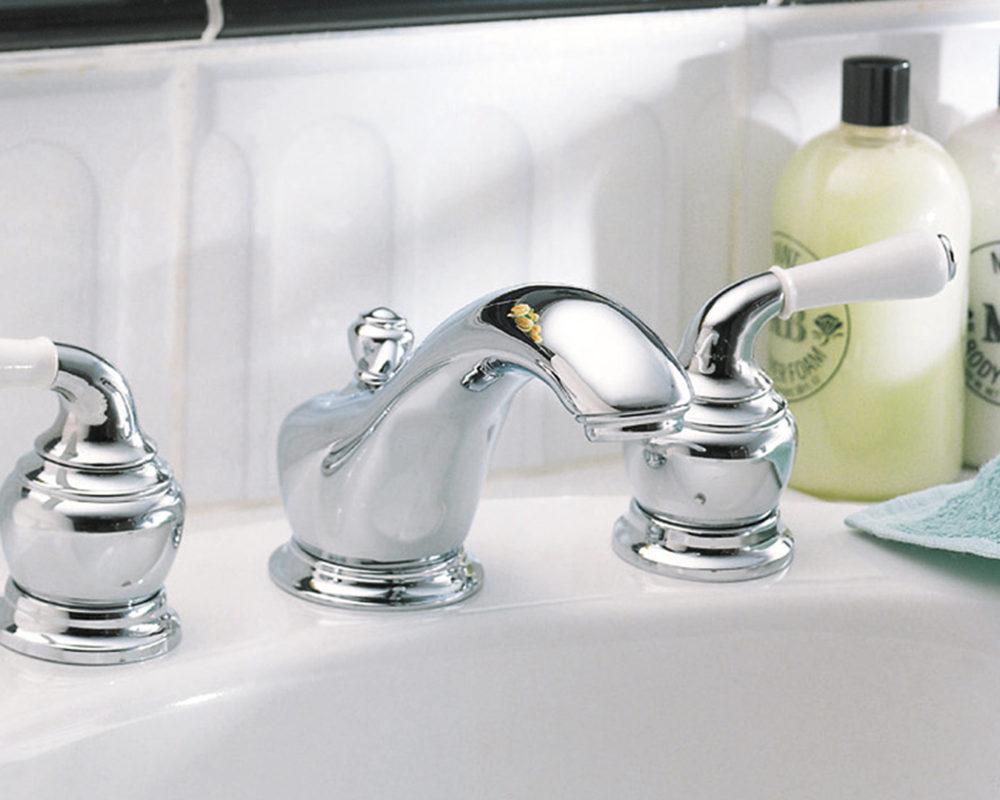 Moen Faucets & Sinks
