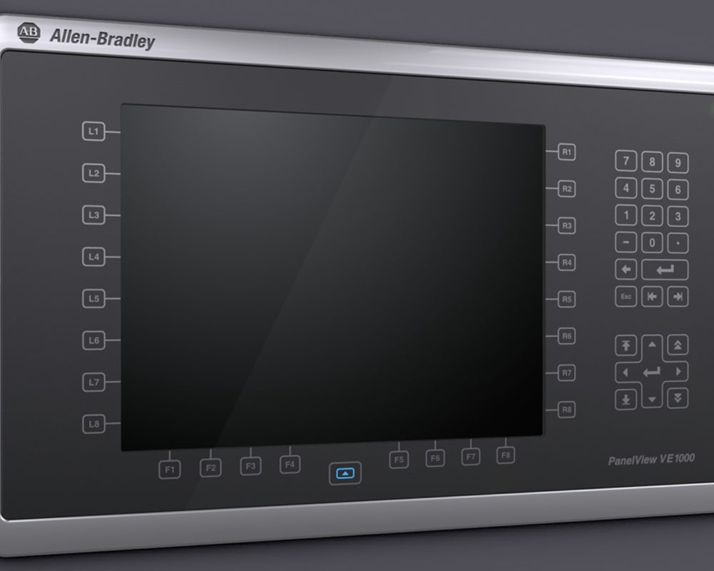 Rockwell Automation Display And GUI