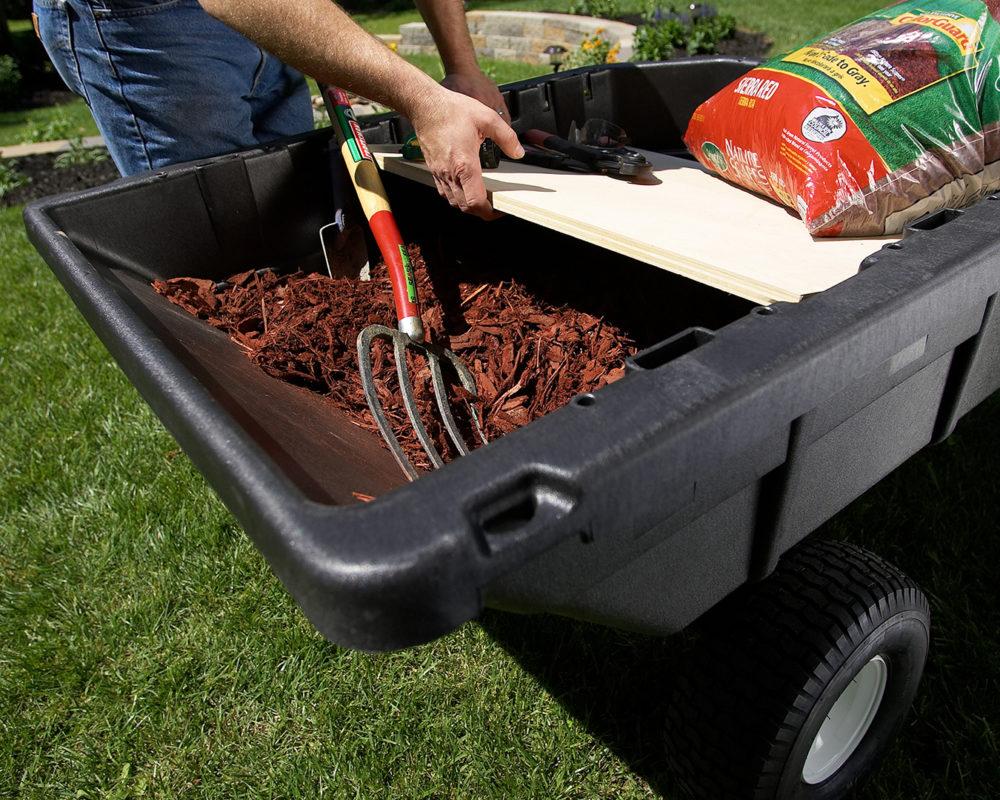 Ohio Steel Lawn Cart