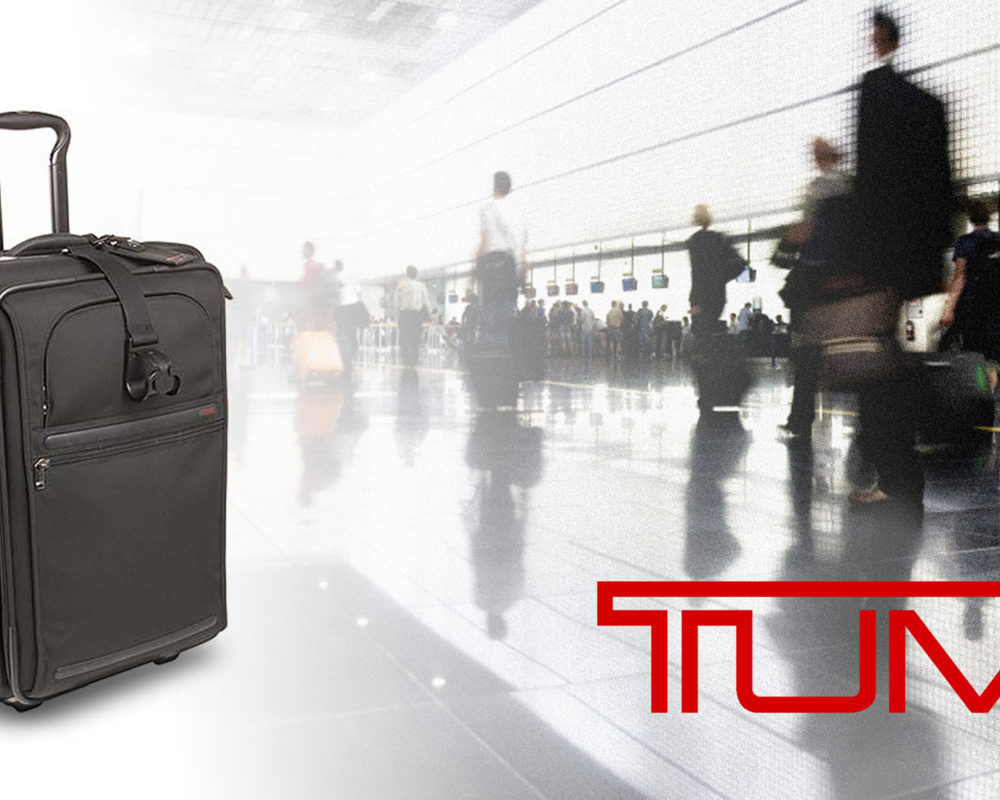 TUMI Carry-On Luggage