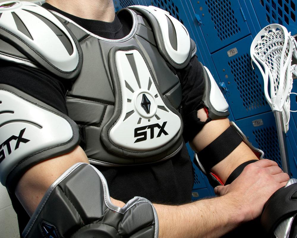 STX Lacrosse Protective Gear