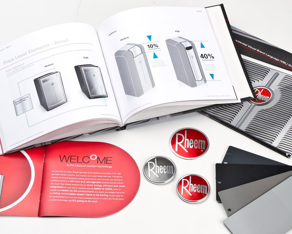 Rheem Visual Brand Language