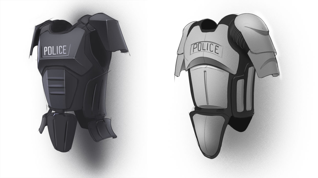 priority_designs_sirchie_tactical_gear_sketch_concepts