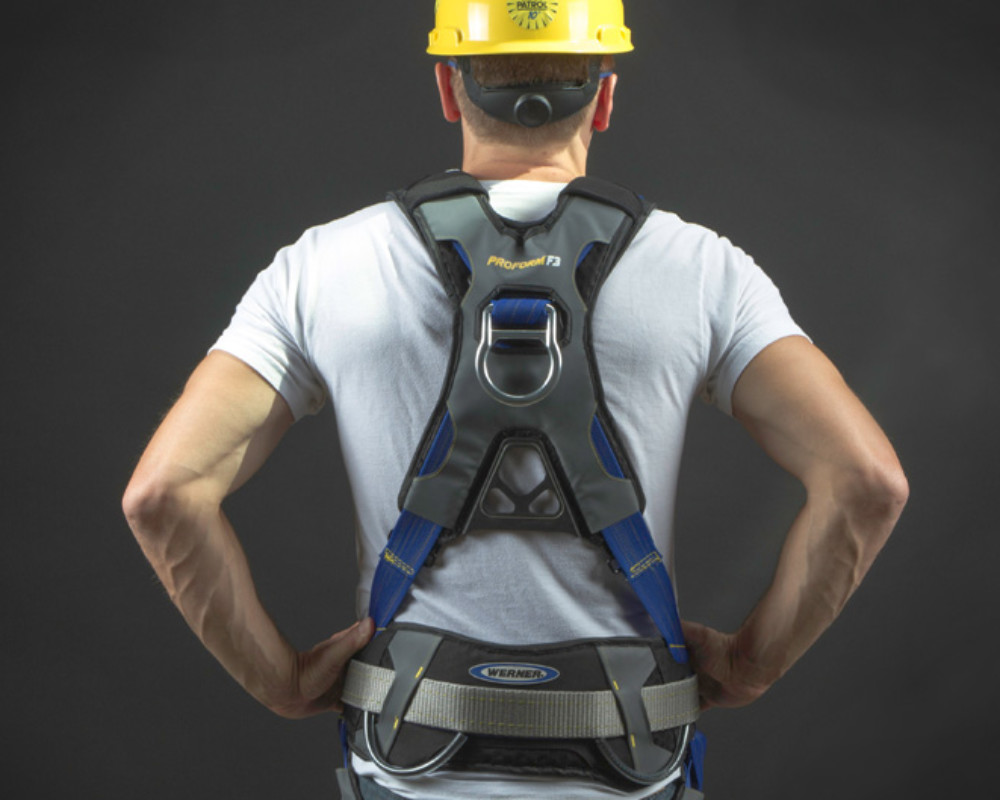 Werner Pro Form F3 Fall-Protection Harness