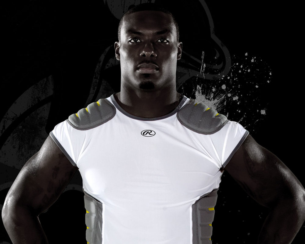 Rawlings Football Compression Protective Apparel