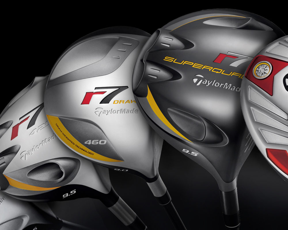 TaylorMade Golf Drivers