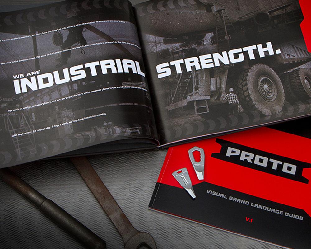 PROTO Tools Brand Development