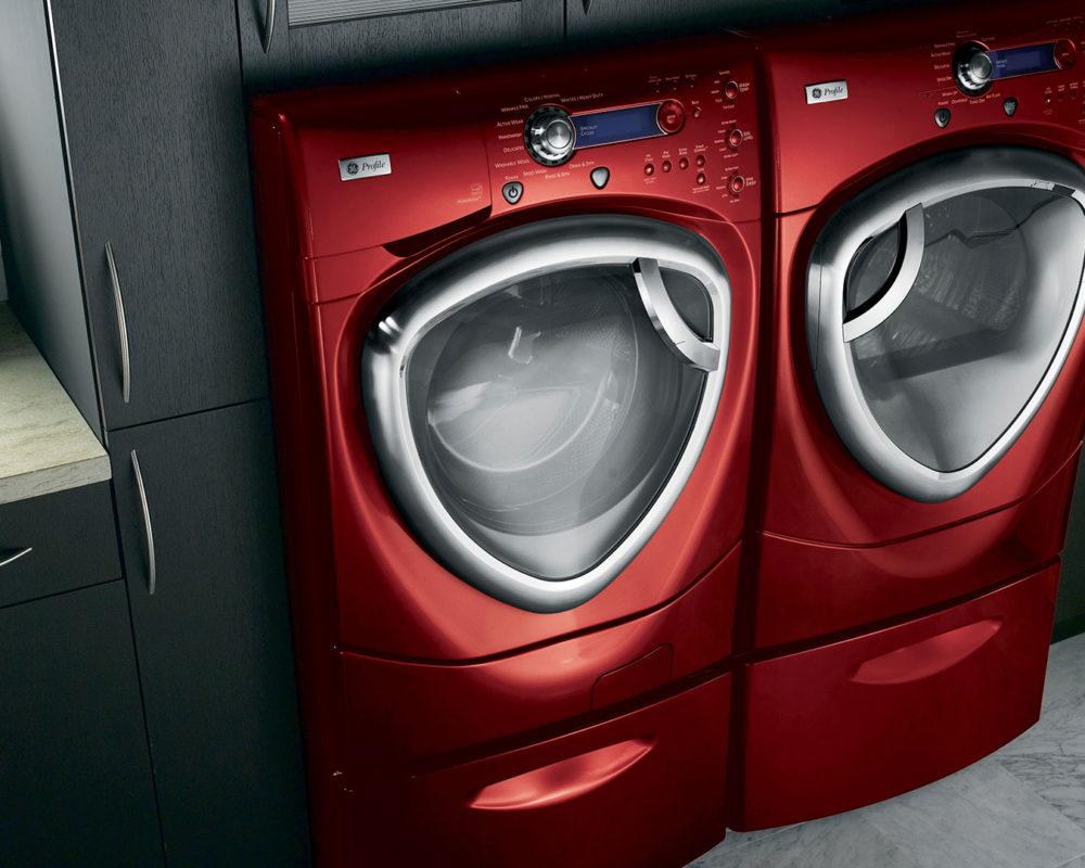 GE Profile Washer & Dryer