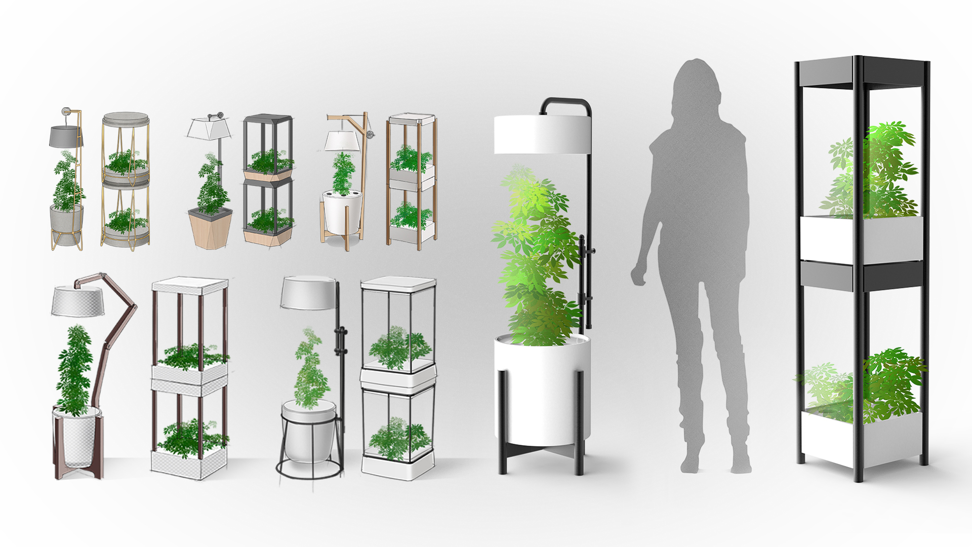 prioritydesigns_miracle-gro_indoor-growing_design_sketchpage-design-ideation