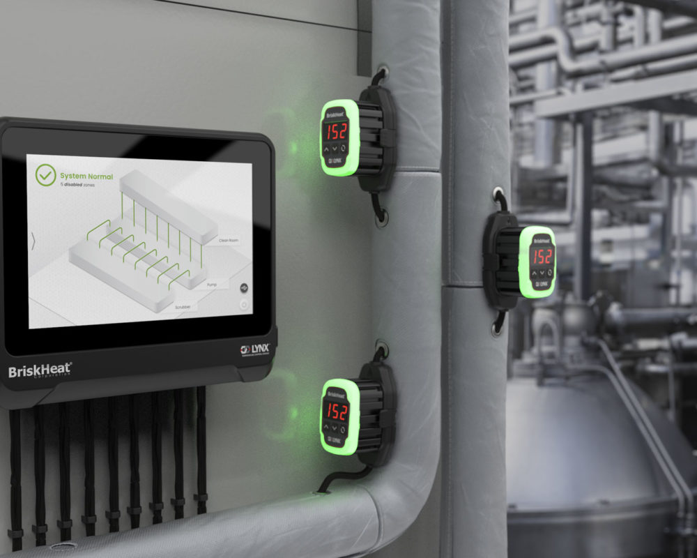 BriskHeat Lynx Temperature Control System
