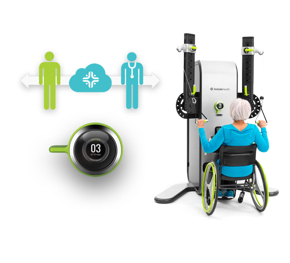 IncludeHealth Access Strength connected healthcare product